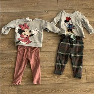Disney little girl outfits